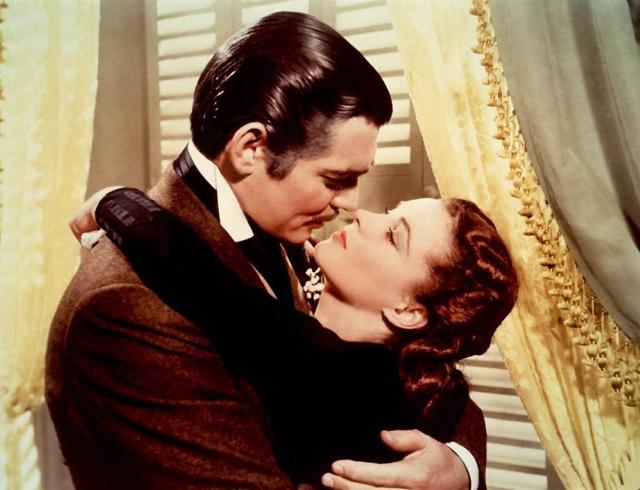 Самые известные поцелуи в кино. Фото