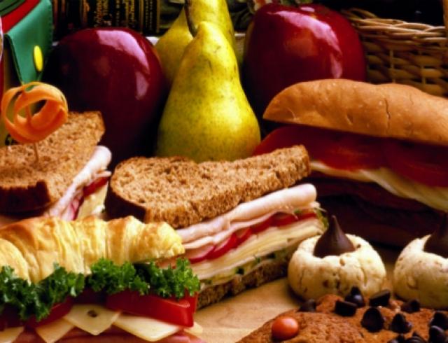 Невероятные факты о еде. Видео