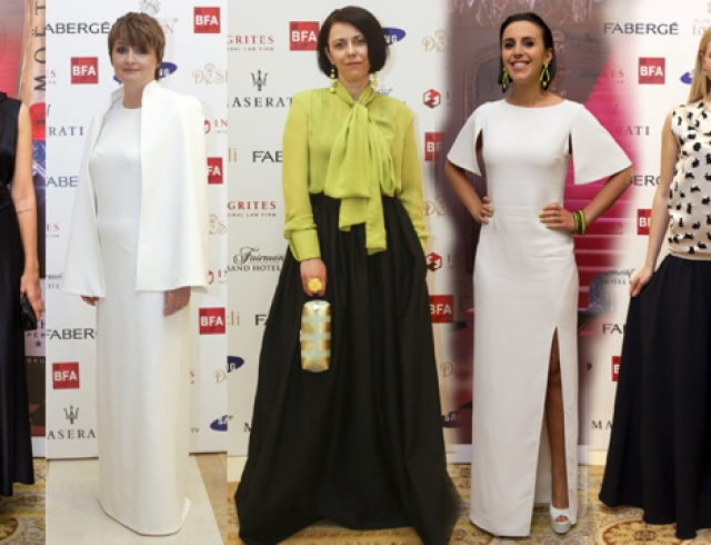 BEST FASHION AWARDS-2013: награждение модных деятелей Украины