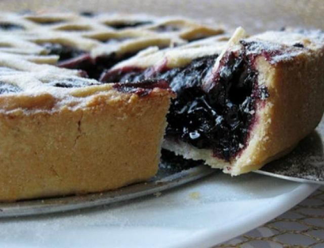 Десерты  из черники: топ 5 рецептов приготовления