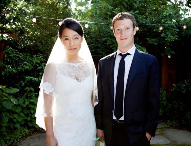 Стал известен уровень зарплат Марка Цукерберга и Тима Кука