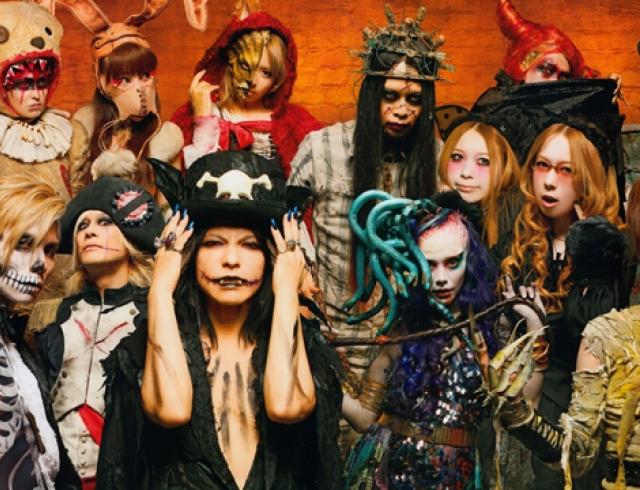Хэллоуин 2013 в Киеве: где и как отметить