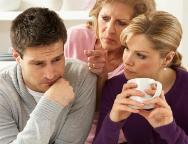 Как ужиться с родителями под одной крышей