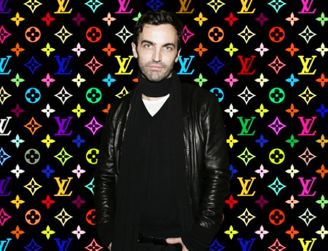 Официально: Николя Гескьер - креативный директор Louis Vuitton