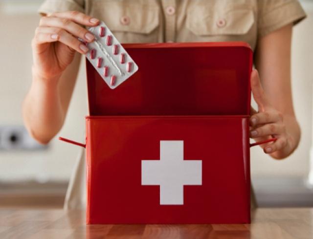 Домашняя аптечка на зиму: топ 10 советов