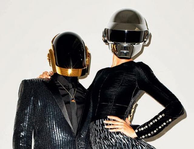 Жизель Бундхен и группа Daft Punk снялись в фотосессии Терри Ричардсона