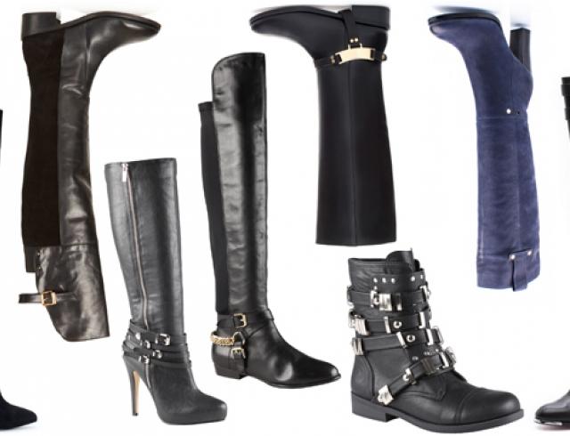 Модные сапоги сезона осень-зима 2013-2014: что, где, почем