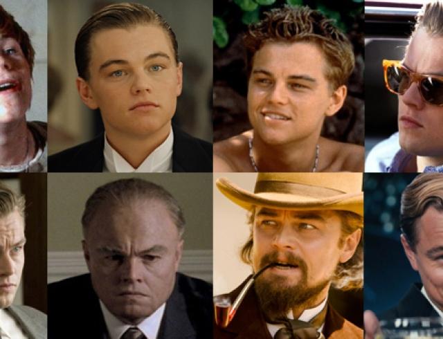 Леонардо ДиКаприо - 39 лет: лучшие образы актера