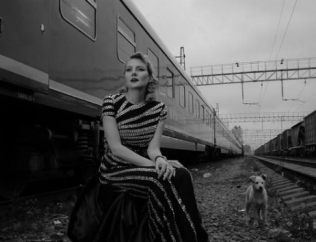 Рената Литвинова сняла короткометражку для модного бренда