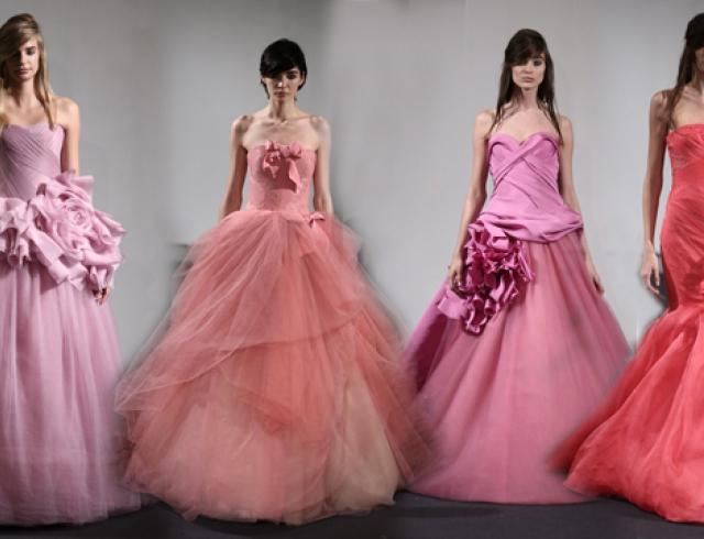 Свадебные платья Vera Wang осень 2014