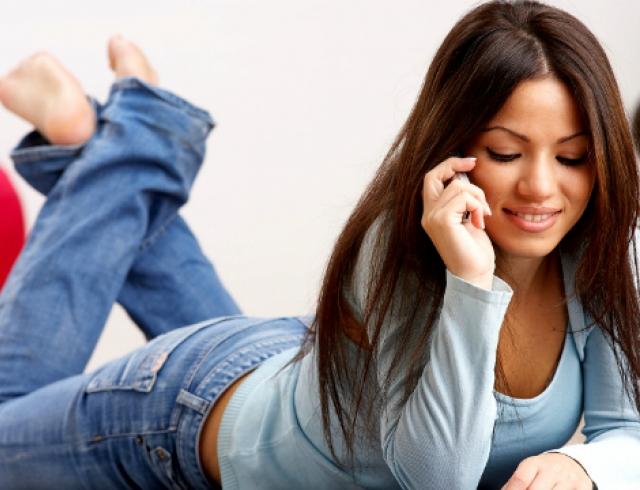 Знакомстве мужчиной чем говорить по телефону с при о