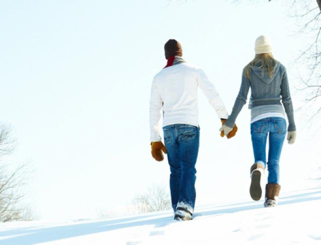 Полезная ходьба зимой: топ 20 правил