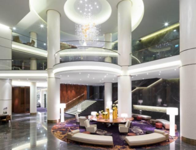 В украинской столице открывается отель Hilton Kyiv