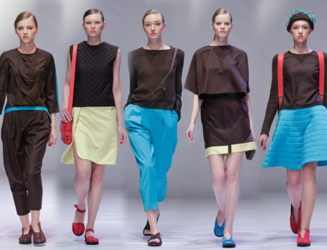 Kiev Fashion Days: коллекция Lia Syn осень-зима 2014-2015