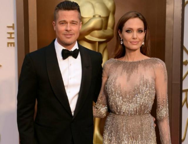 Стали известны подробности свадьбы Анджелины Джоли и Брэда Питта
