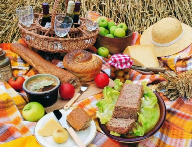 Меню для пикника с барбекю финский гриль домик барбекю