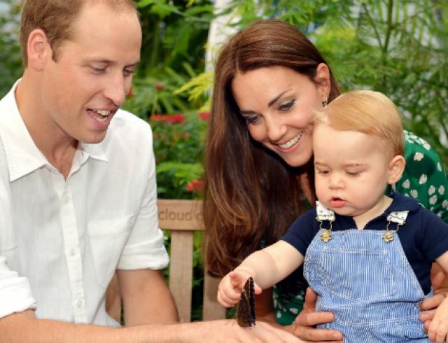 Принцу Георгу - годик: лучшие фото малыша и интересные факты