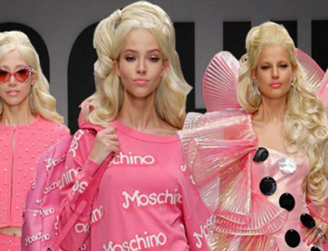 Неделя моды в Милане: Moschino, весна-лето 2015