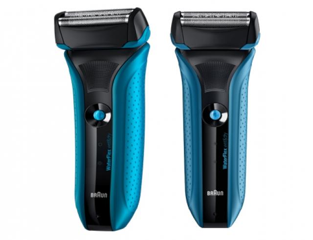 Braun WaterFlex – новое слово в истории бритья