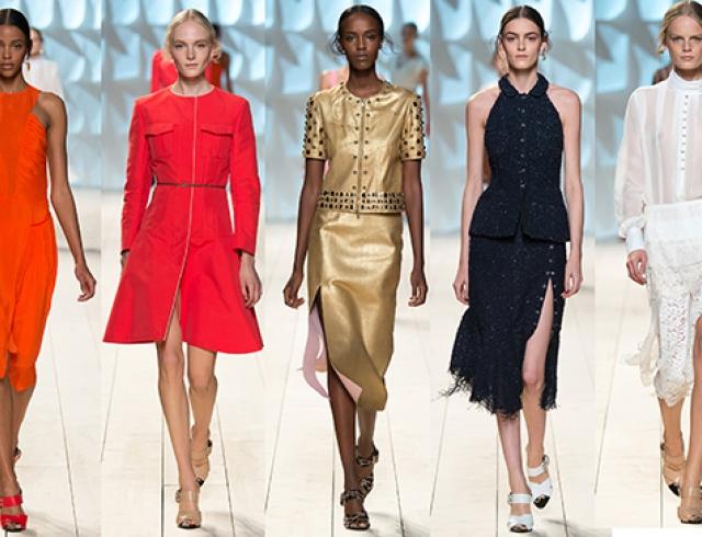 Неделя моды в Париже: Nina Ricci, весна-лето 2015