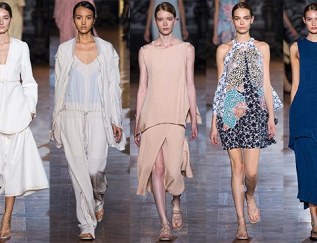 Неделя моды в Париже: Stella McCartney, весна-лето 2015