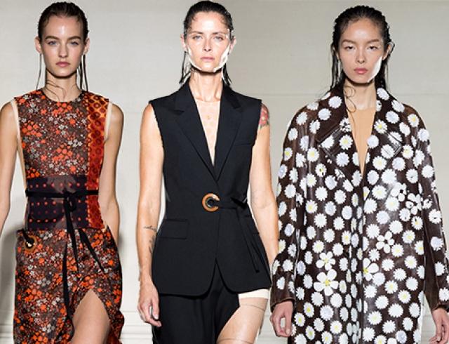 Неделя моды в Париже: Maison Martin Margielа, весна-лето 2015