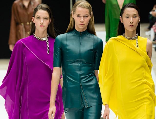 Неделя моды в Париже: Acne Studios, весна-лето 2015