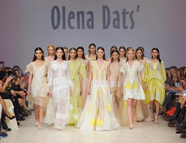 UFW: коллекция Olena DATS`, весна-лето 2015