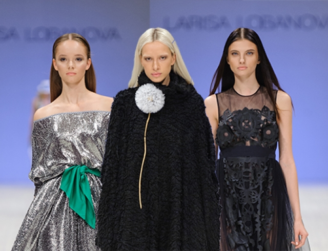UFW: коллекция Larisa LOBANOVA, весна-лето 2015
