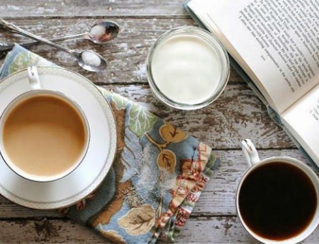 Вреден ли кофе с молоком