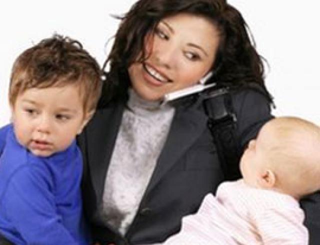 Семья или карьера : Что выбрать?