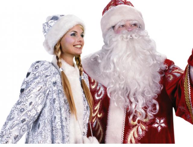 Откуда взялись Дед Мороз и Снегурочка