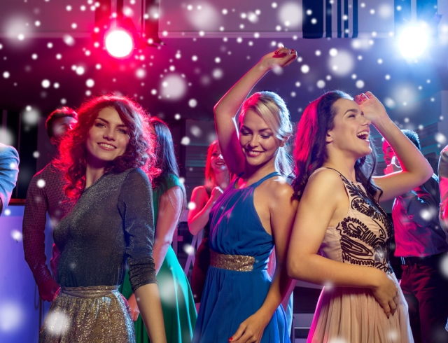 Где в Киеве встретить Новый год: предложения от заведений
