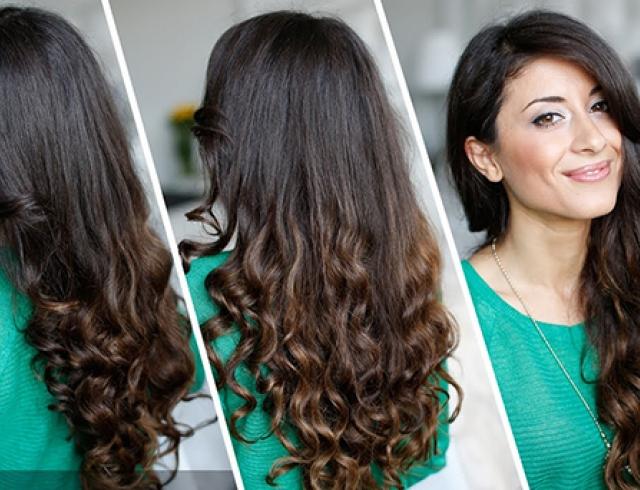 Как сделать объемную прическу для волос любой длины