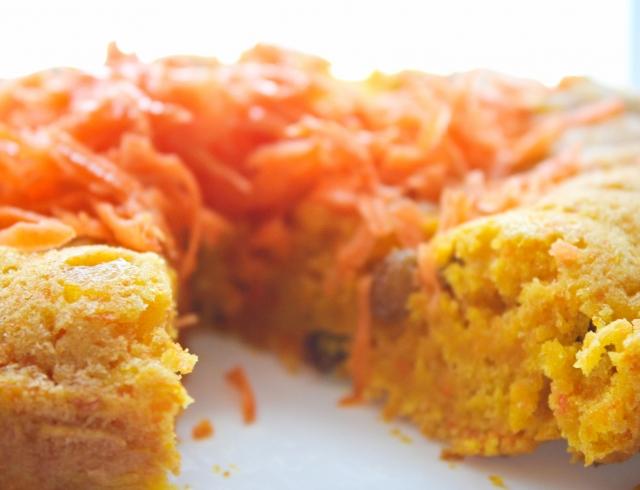 Как приготовить вкусный морковный пирог
