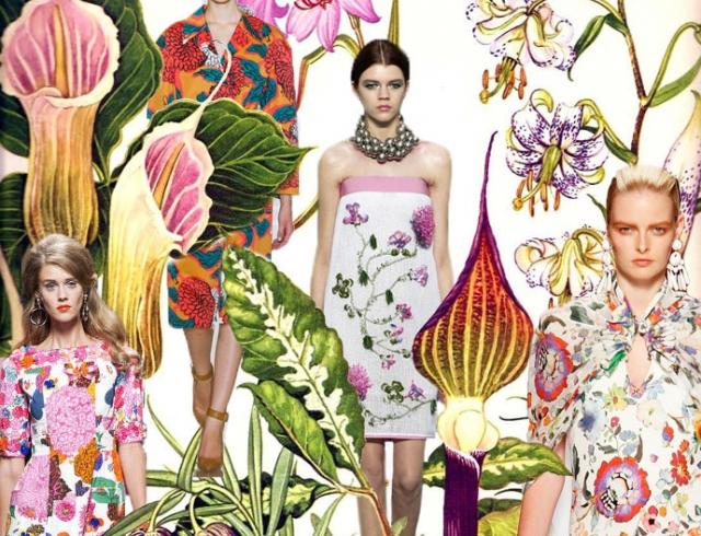 Как выбрать цветочный принт: 24 вещи с цветочным принтом