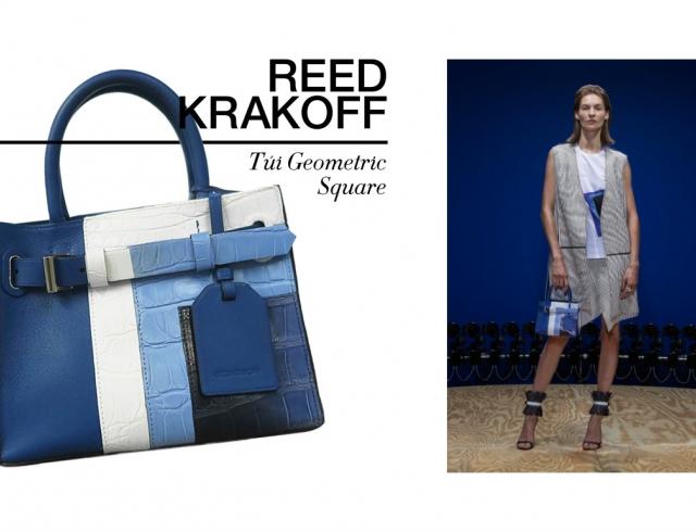 Сумка REED KRAKOFF Geometric Square Bag