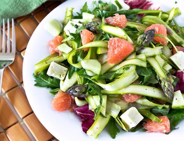 Все буде смачно 16.04.2015: голландский весенний салат с хреном от Сергея Калинина