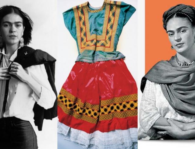 Как одевалась Фрида Кало