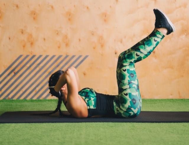 Как правильно тренировать мышцы пресса?