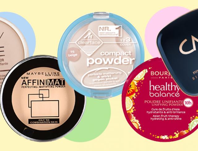 Пудра для жирной кожи: 5 бюджетных вариантов