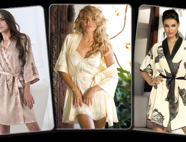 Интернет-магазин «Мир домашнего уюта» представляет новинки женской одежды итальянского бренда «Mia-Mia»