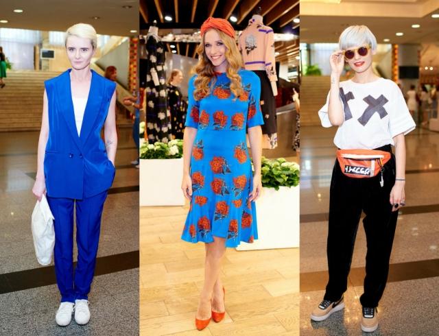 Голосуем! Самые стильные украинские звезды недели