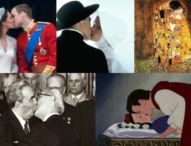 День поцелуя: самые известные поцелуи всех времен и народов