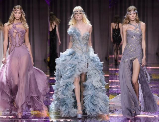 Скрытая агрессия и сексуальность на открытии Недели высокой моды в Париже