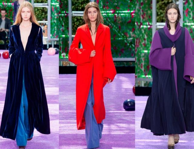 Неделя высокой моды в Париже: коллекция Dior haute couture, осень 2015
