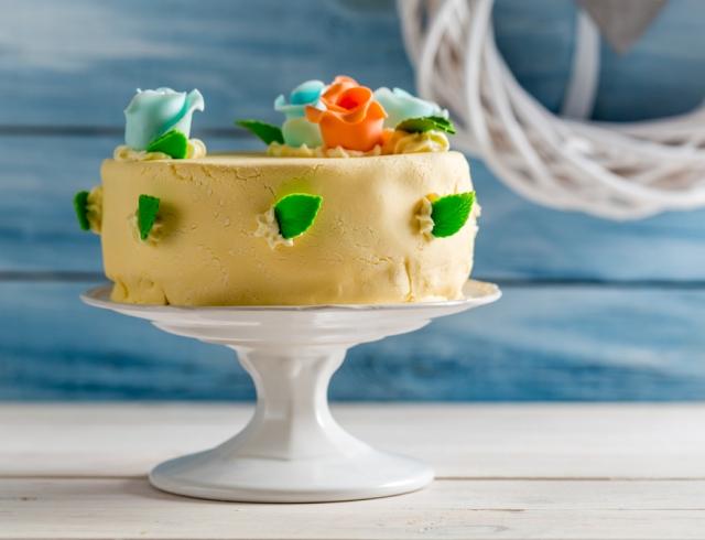3 рецепта мастики, благодаря которым ваш торт станет произведением искусства