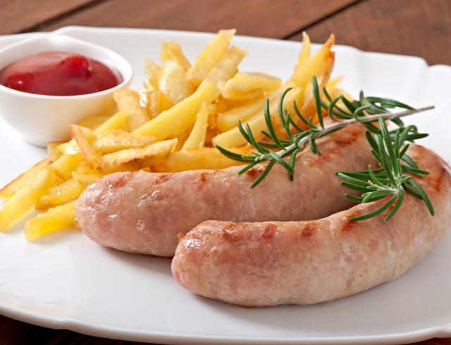 Все буде смачно 11.07.2015: сочные куриные колбаски с грибами