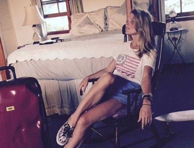 Ольга Фреймут в Калифорнии: испытание американскими горками и трудности на заправке
