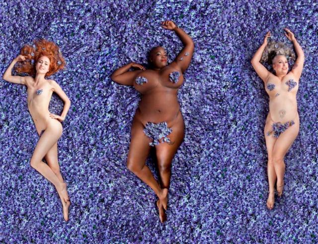 Красота по-разному: фотопроект, который рушит стереотипы о женской сексуальности